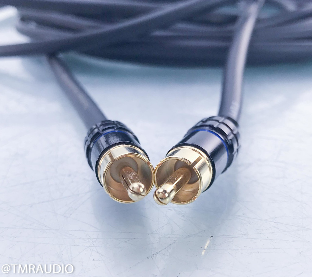 Transparent Audio The Link RCA Cables; 20ft Pair Interconnects