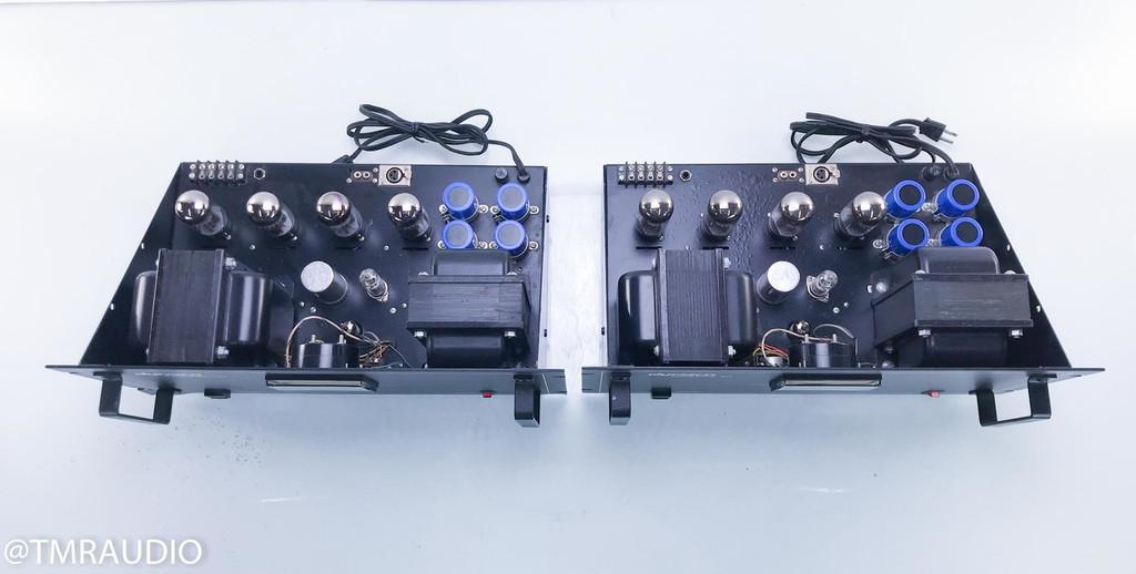 Dynaco Mark VI Mono Tube Power Amplifier; Vintage Pair