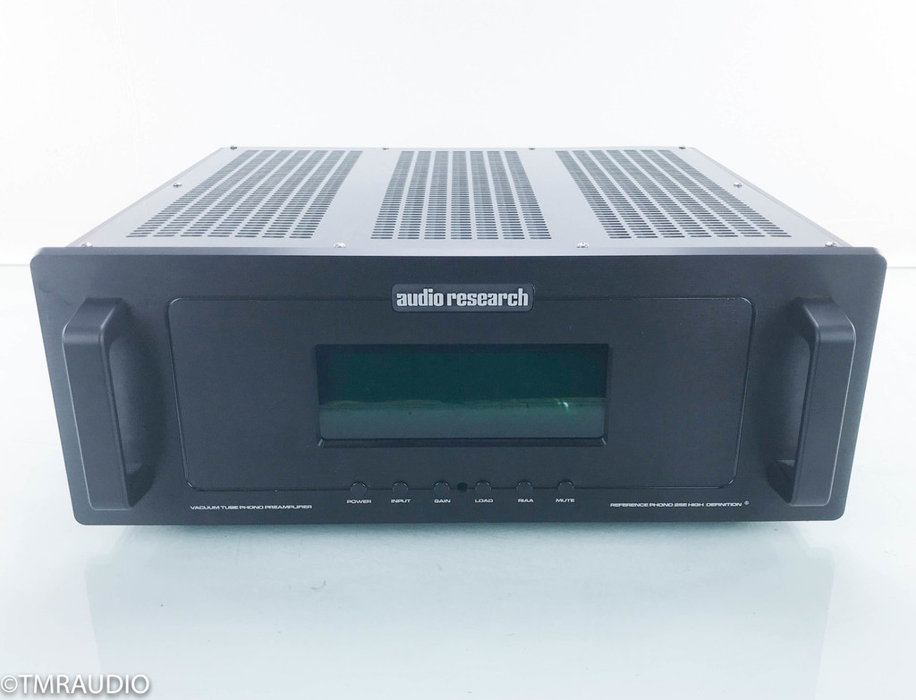 Audio Research Reference Phono 2SE Tube Phono Preamplifier; MM / MC; Remote