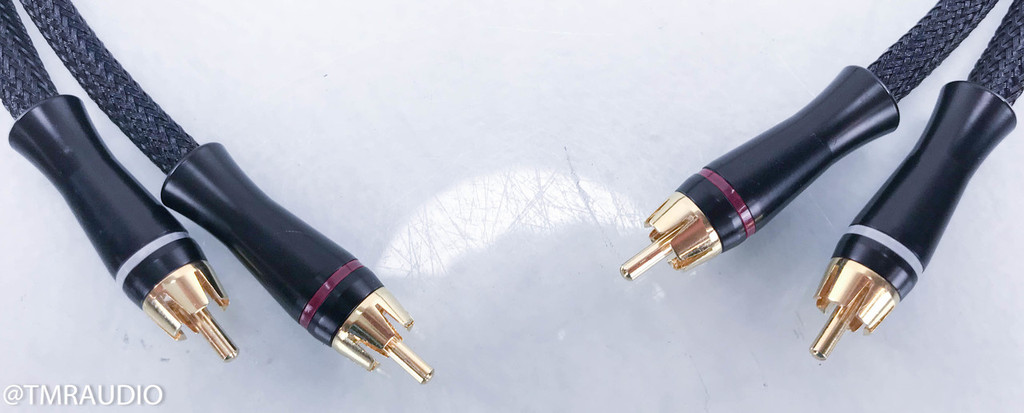 LFD Spirolink RCA Cables; 0.7m Pair Interconnects
