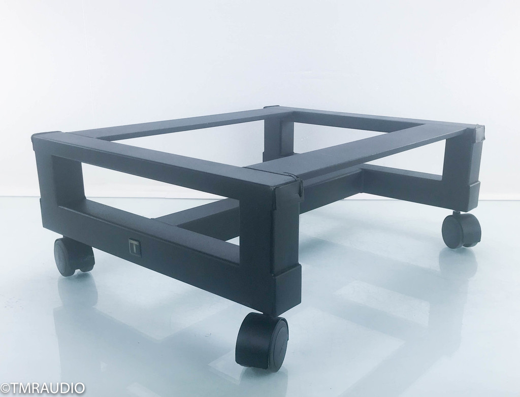 Sound Anchors Custom Amplifier / Component Stand; Black