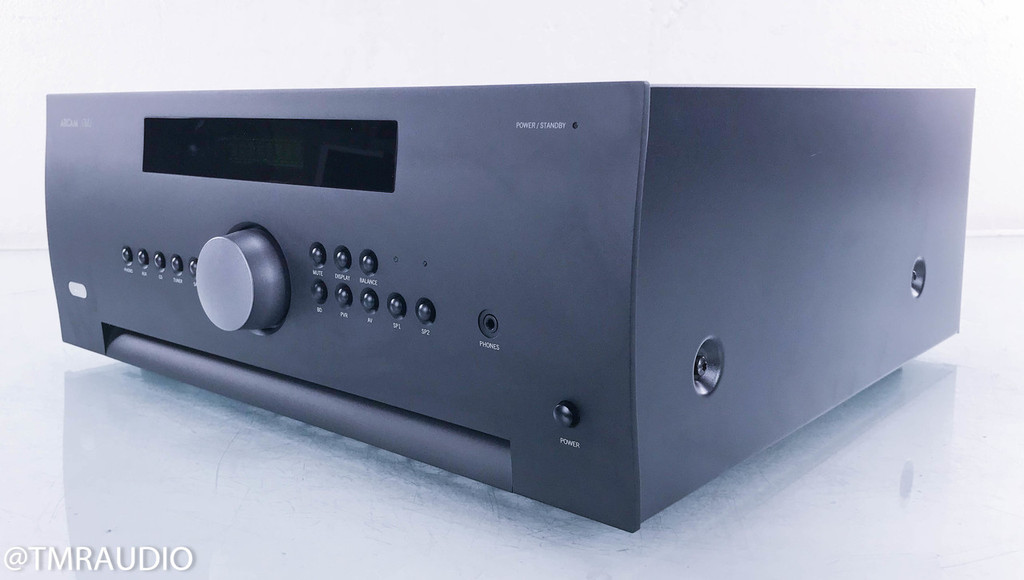 Arcam FMJ A49 Stereo Integrated Amplifier; A-49; Remote