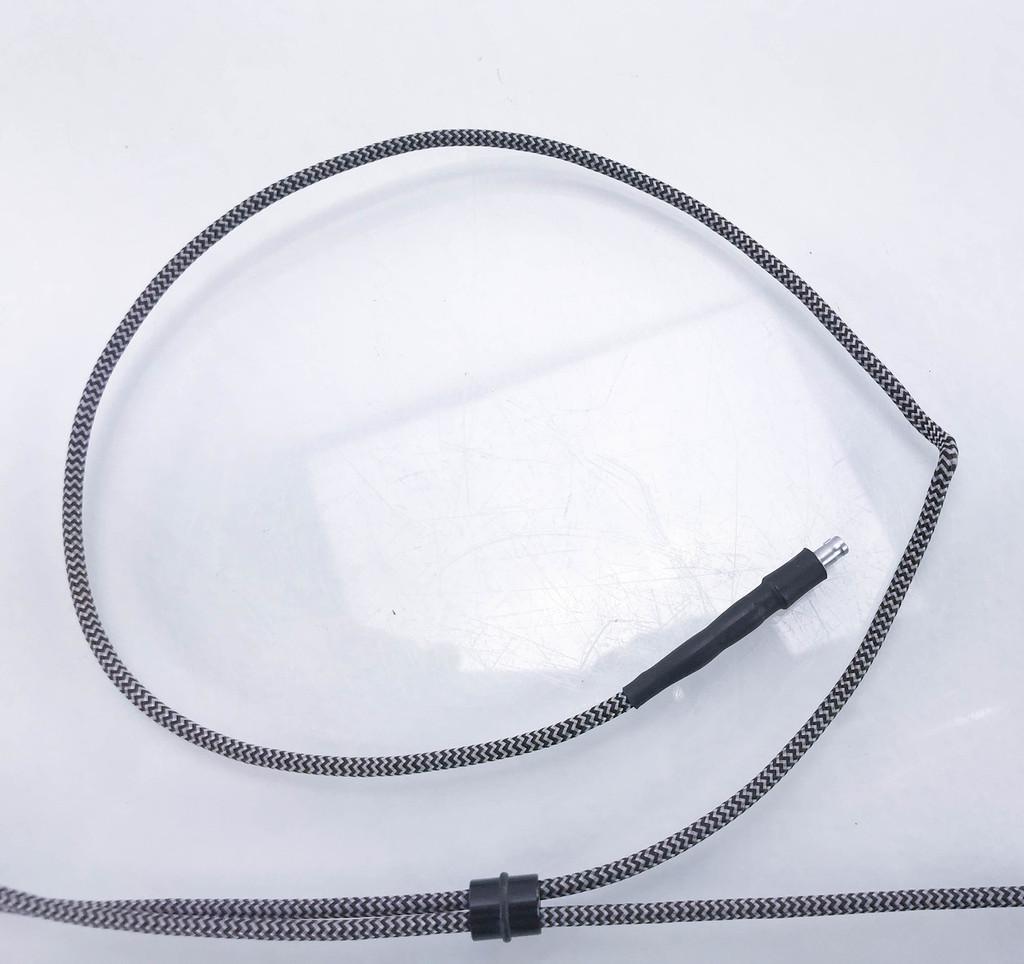 Cardas Clear 4-Pin XLR Headphone Cable; 2m Balanced Cord; For Sennheiser HD800