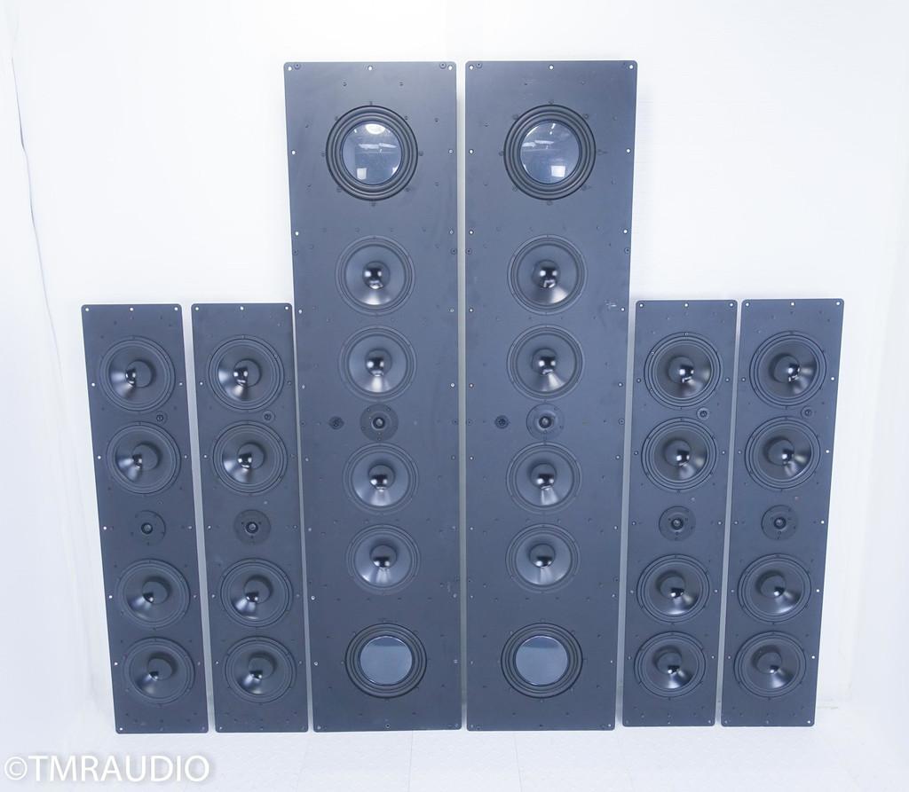 James Loudspeaker 7 Channel In-Wall Speaker System