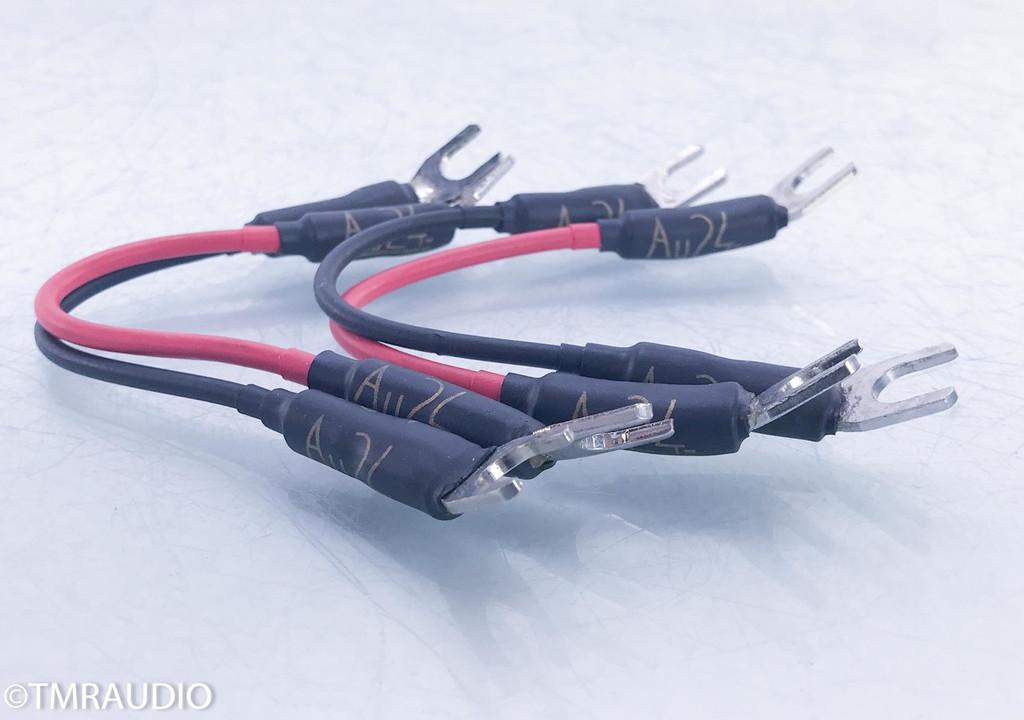 """Audience Au24 Jumper Cables; 6"""" Set"""