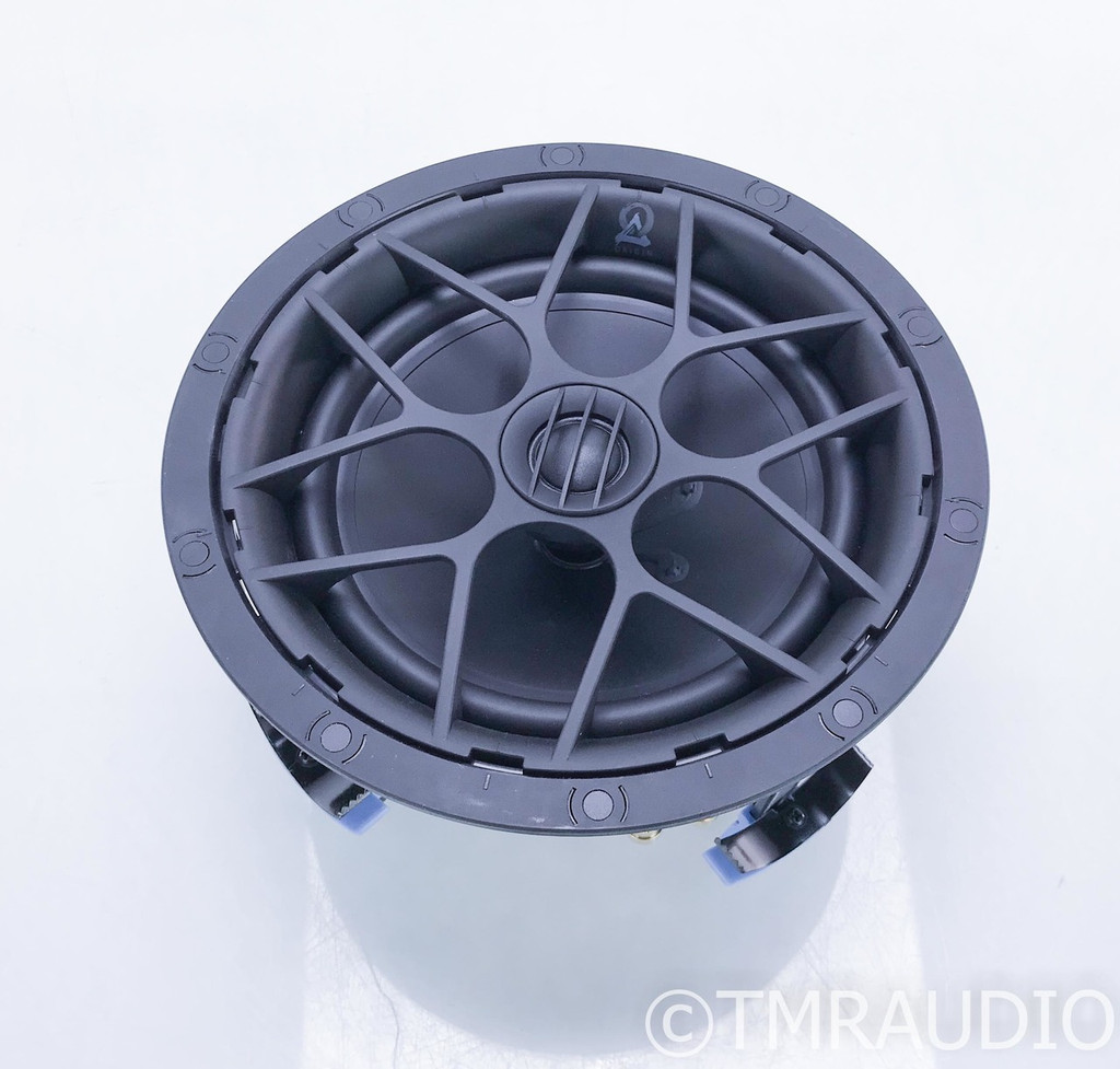 Origin Acoustics D81 In Ceiling Speaker; White Grill; D-81