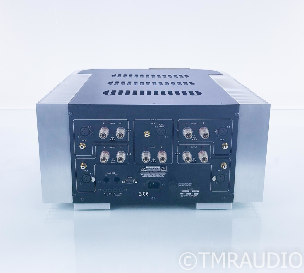 Classe CA-5200 5 Channel Power Amplifier; CA5200; Just Refreshed