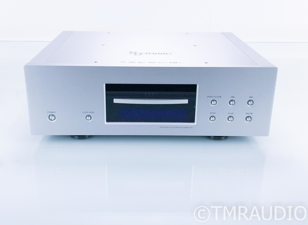 Esoteric UX-1 DVD / SACD / CD Player; Remote