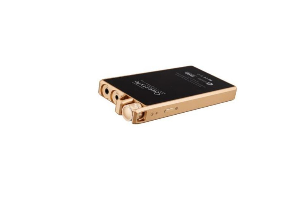 Questyle QP2R Portable Music Player; Gold (New)