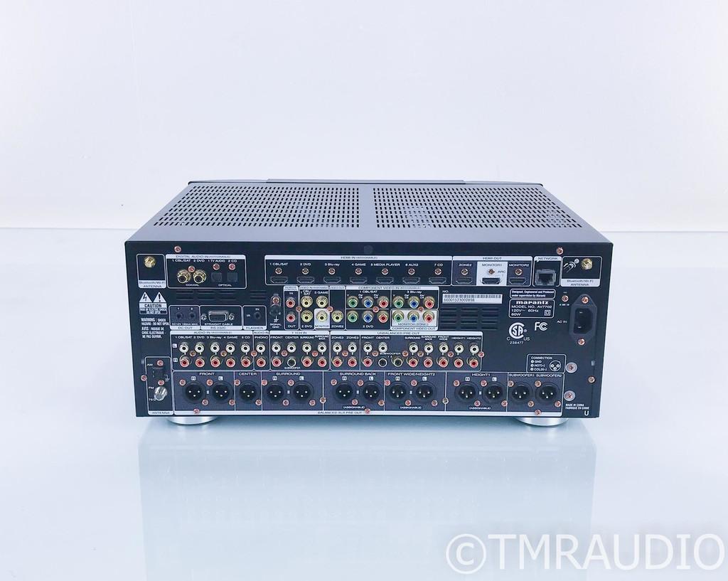 Marantz AV7702 11.2 Channel Home Theater Processor; AV-7702; Bluetooth; Network