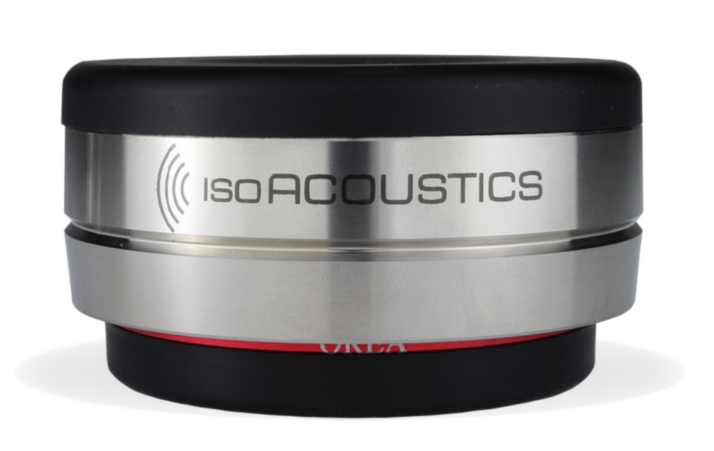 IsoAcoustics Orea Bordeaux Isolator; Single; New w/ Full Warranty