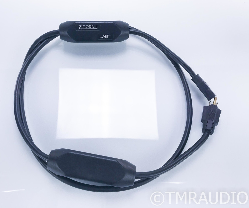 MIT Z-Cord II Power Cable; 2m AC Cord