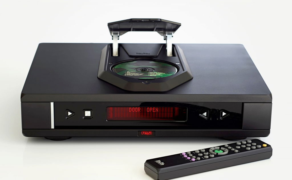 Rega Isis Reference CD Player; Black; New w/ Full Warranty