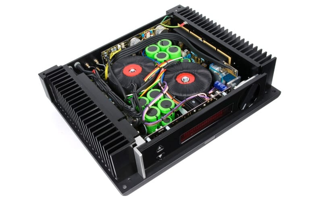 Rega Osiris Reference Integrated Amp; Black; New w/ Full Warranty