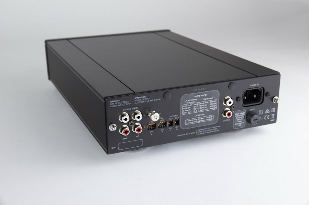 Rega Aria Mk.3 MM / MC Phono Stage; New w/ Full Warranty