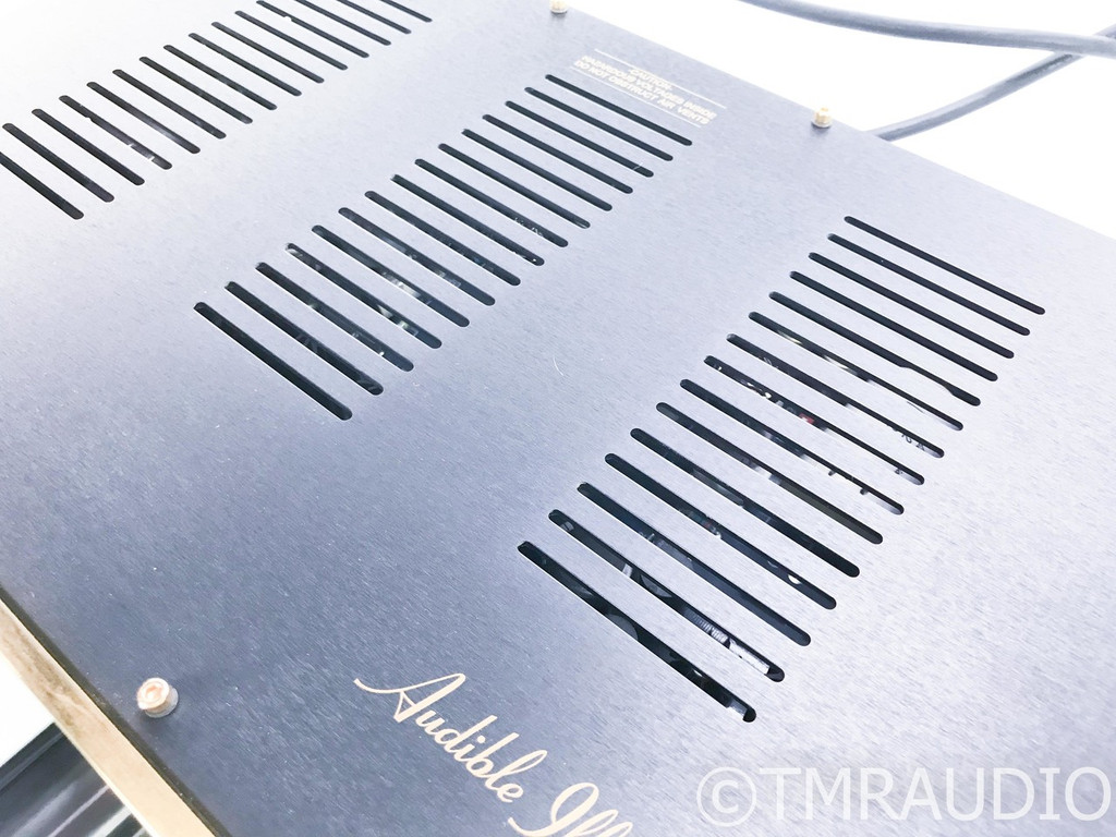 Audible Illusions Modulus 3A Stereo Tube Preamplifier; M3A; MM Phono