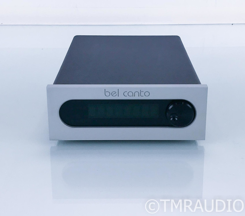 Bel Canto e.One DAC 3.5VB Mk II DAC; D/A Converter; Remote; LNS-1 Power Supply