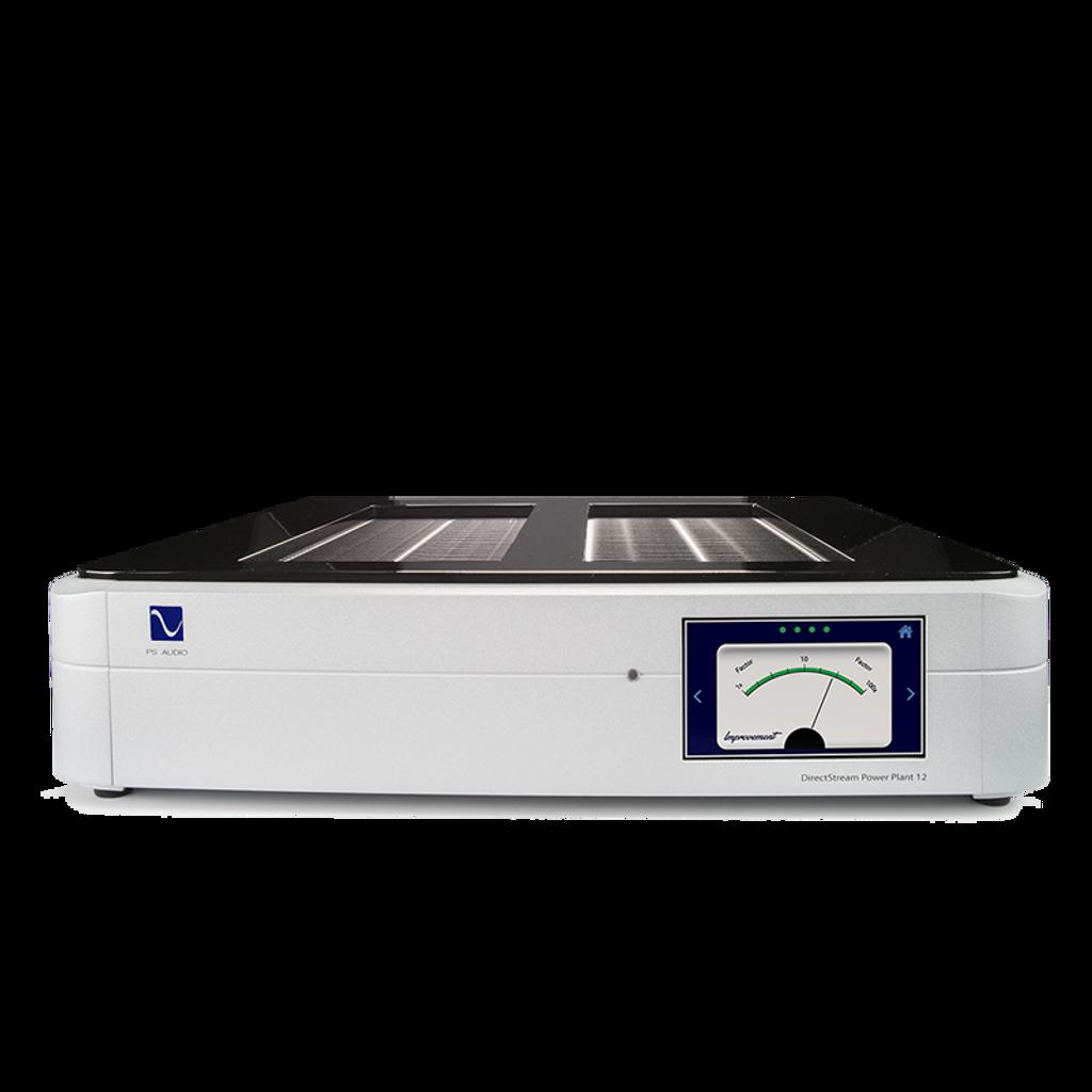 PS Audio DirectStream Power Plant 12; P12; Silver (New / Open Box; Warranty)