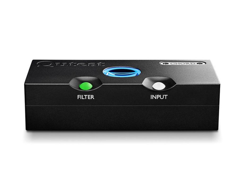 Chord Electronics Qutest DAC; New w/ Full Warranty