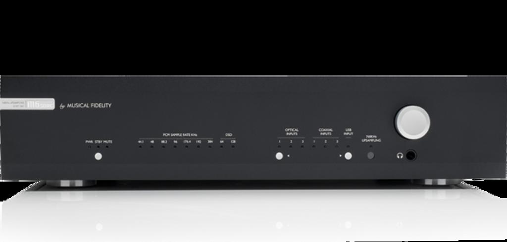 Musical Fidelity M6S DAC; New w/ Full Warranty