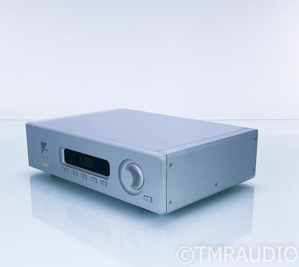 Ayre K-5xe MP Stereo Preamplifier; Remote; K-5xeMP Evolution