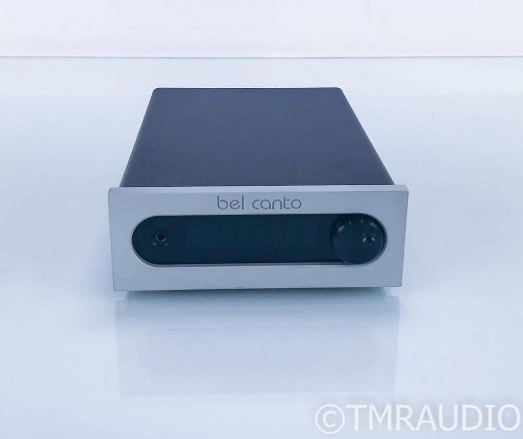 Bel Canto C7R Stereo Integrated Amplifier; C7-R; USB; MM Phono; Remote
