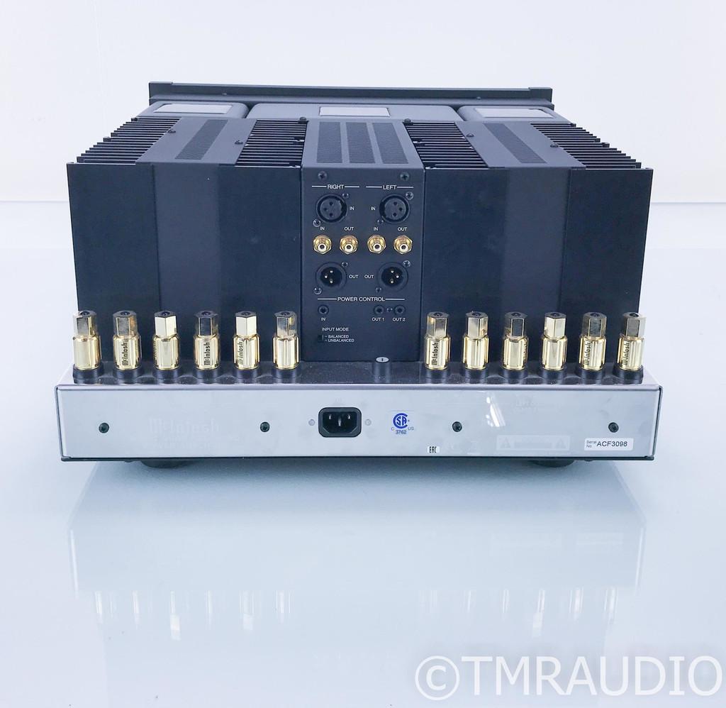 McIntosh MC452 Stereo Quad Balanced Power Amplifier; MC-452