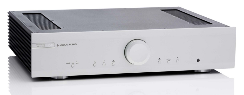 Musical Fidelity M5SI Integrated Amplifier; New w/ Full Warranty