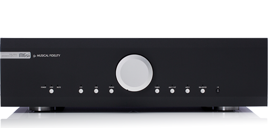 Musical Fidelity M6SI Integrated Amplifier; New w/ Full Warranty