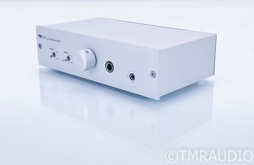 Musical Fidelity V90-HPA Headphone Amplifier / USB DAC; AS-IS (No USB)