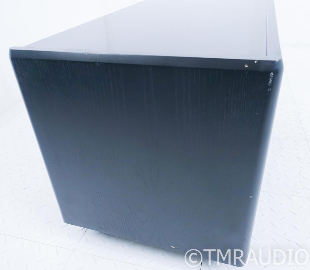 "Meridian DSW2500 Dual 10"" Powered Subwoofer; DSW-2500 (No Feet)"