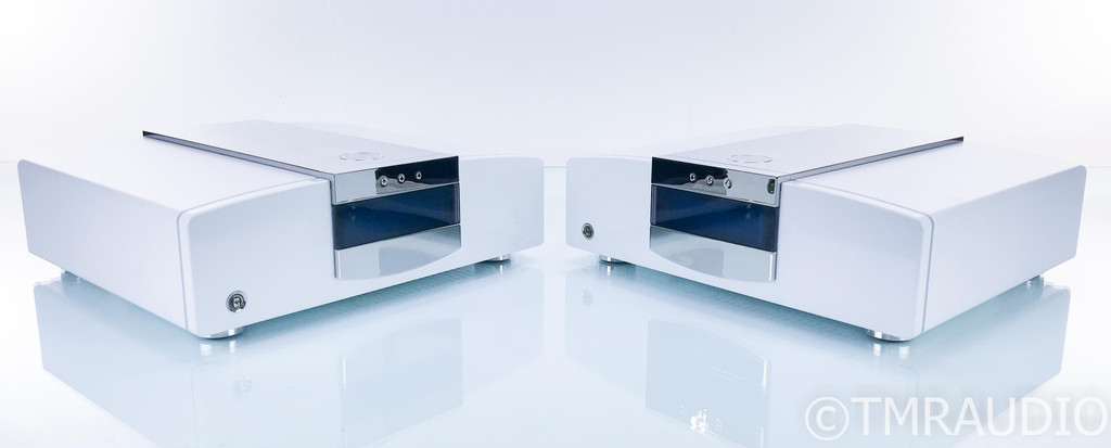 MBL Corona C15 Mono Power Amplifier; C-15; White Pair