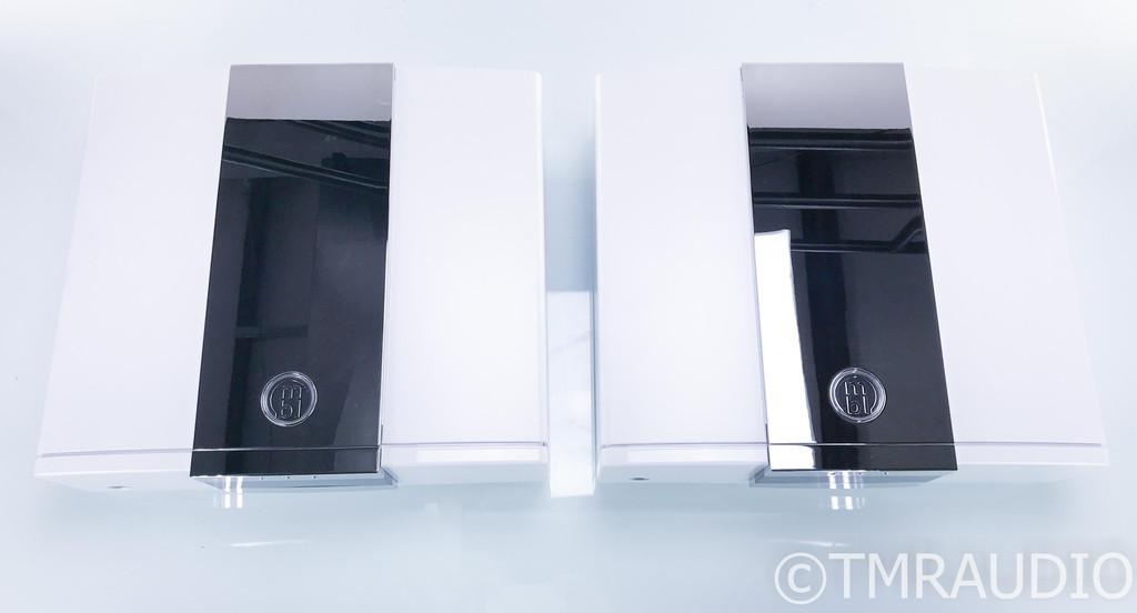 MBL Corona C15 Mono Power Amplifier; C-15; White Pair