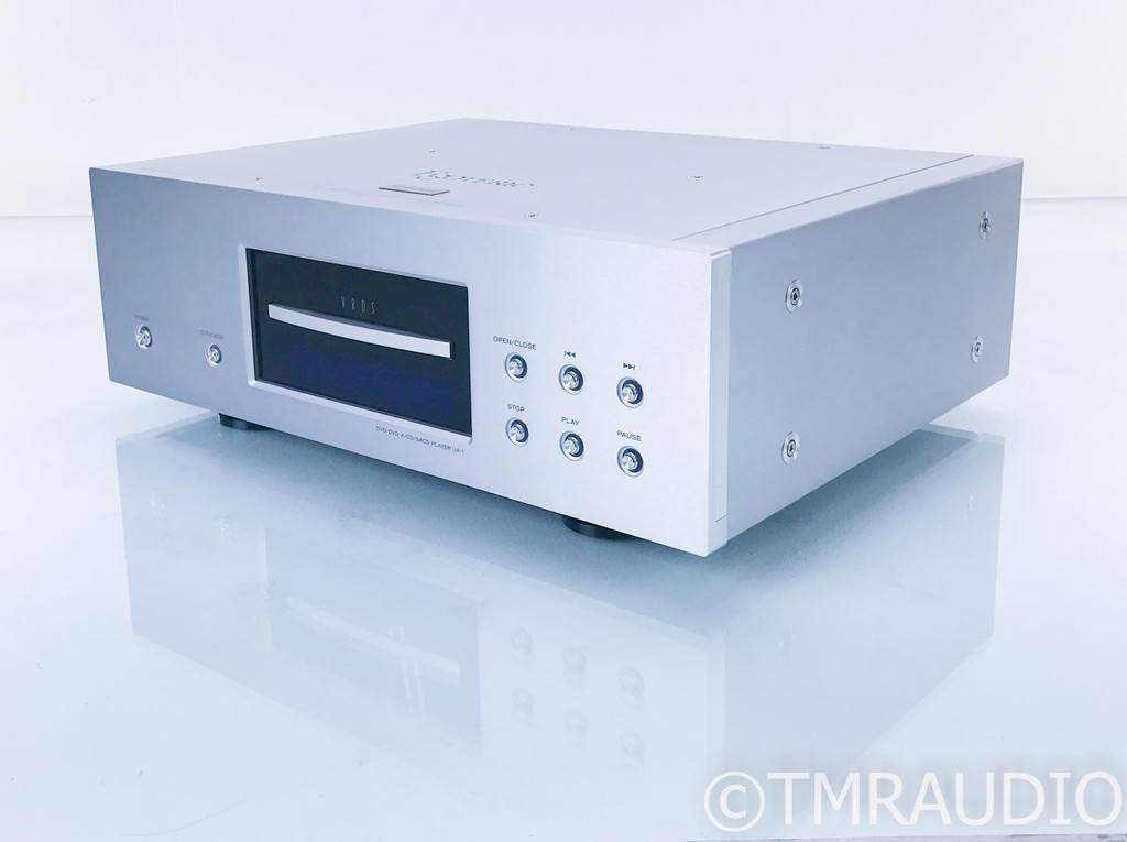 Esoteric UX-1 Limited Universal DVD / SACD Player; UX1 LTD; Remote