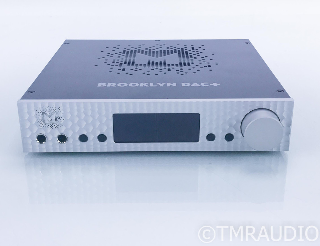 Mytek The Brooklyn DAC+ D/A Converter; Preamplifier; Headphone Amplifier; Remote (SOLD)