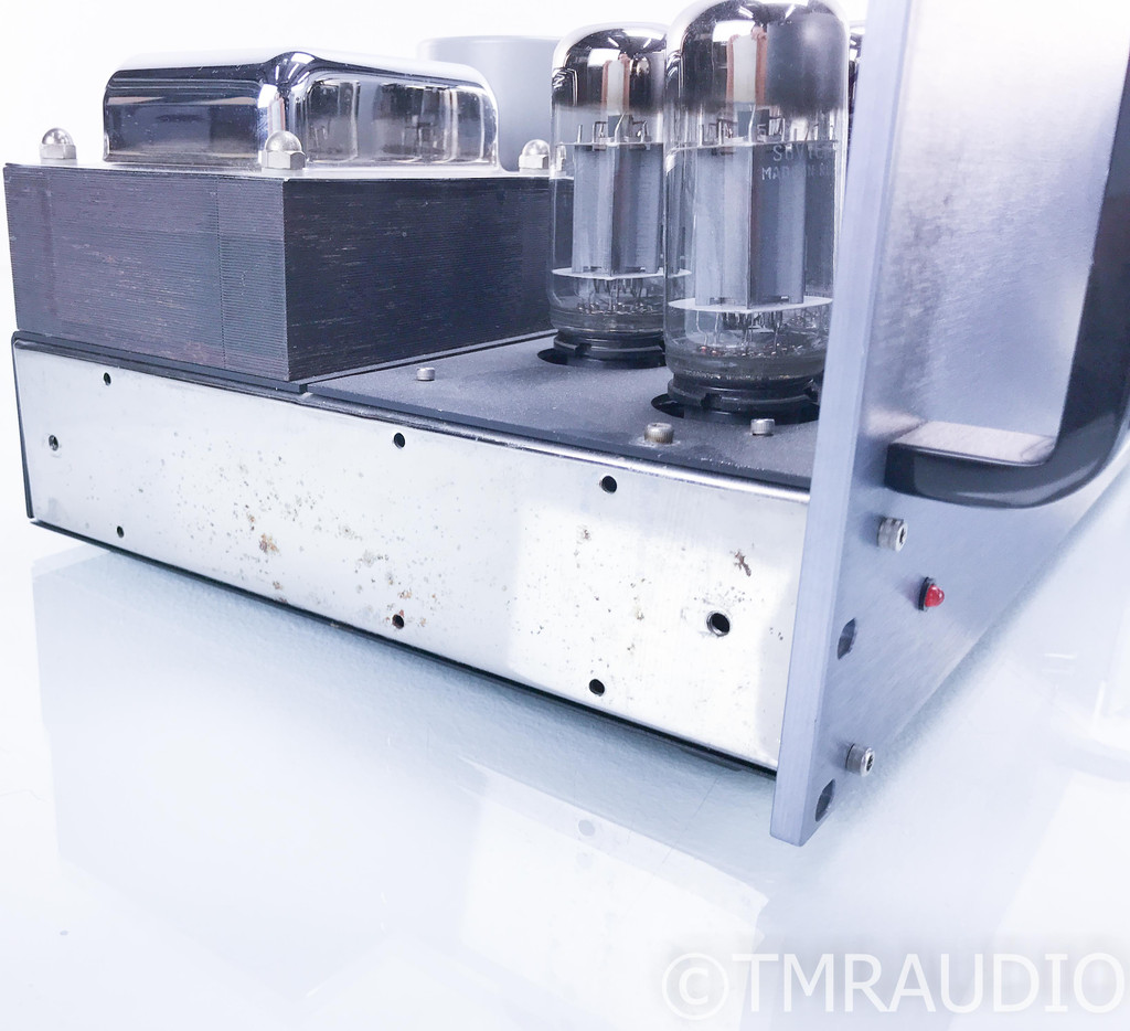 Manley Reference 200 Mono Tube Power Amplifier; Pair