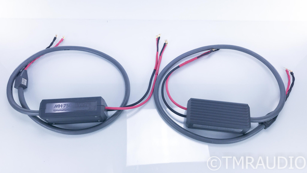 MIT MH-750 Bi-Wire Speaker Cables; 2.5m Pair; MH750