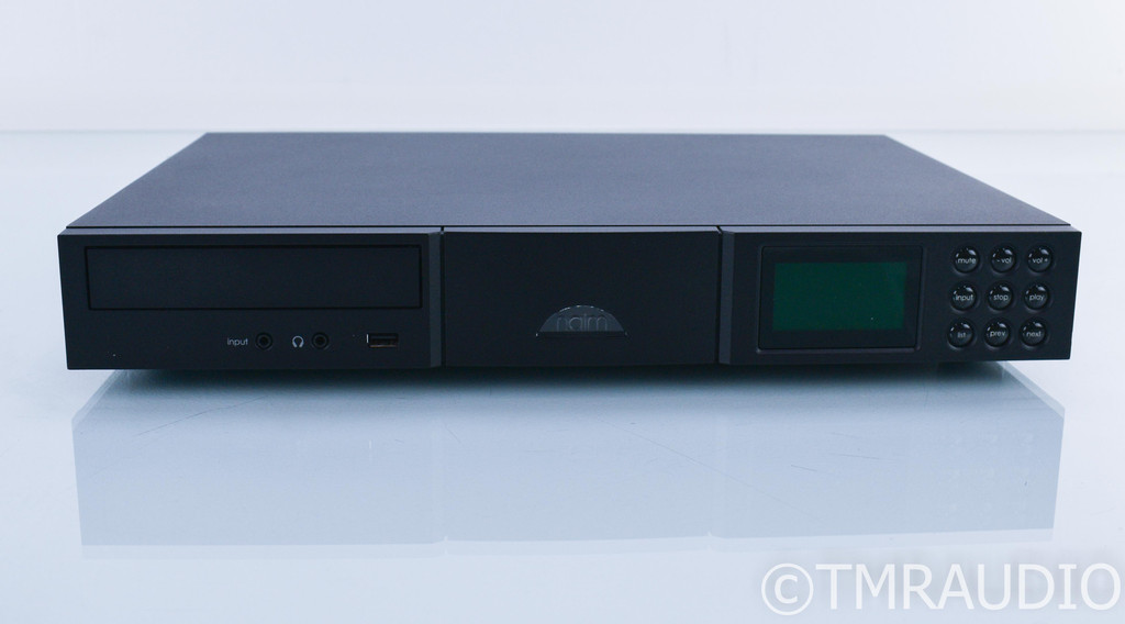 Naim UnitiLite Stereo Integrated Amplifier; CD; Network Player; WiFi; Bluetooth