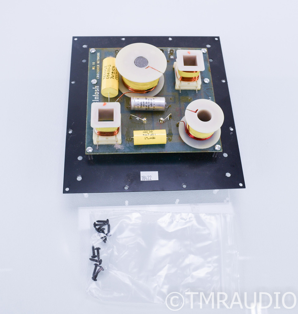 McIntosh ML-10 Crossover Network; Filter Assembly from ML-10C Speaker