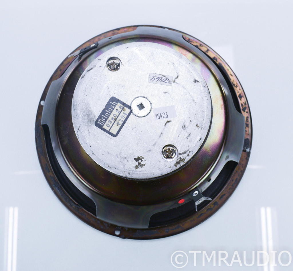 "McIntosh 10"" Low Frequency Driver Type 028; Woofer From ML-10C Speaker"