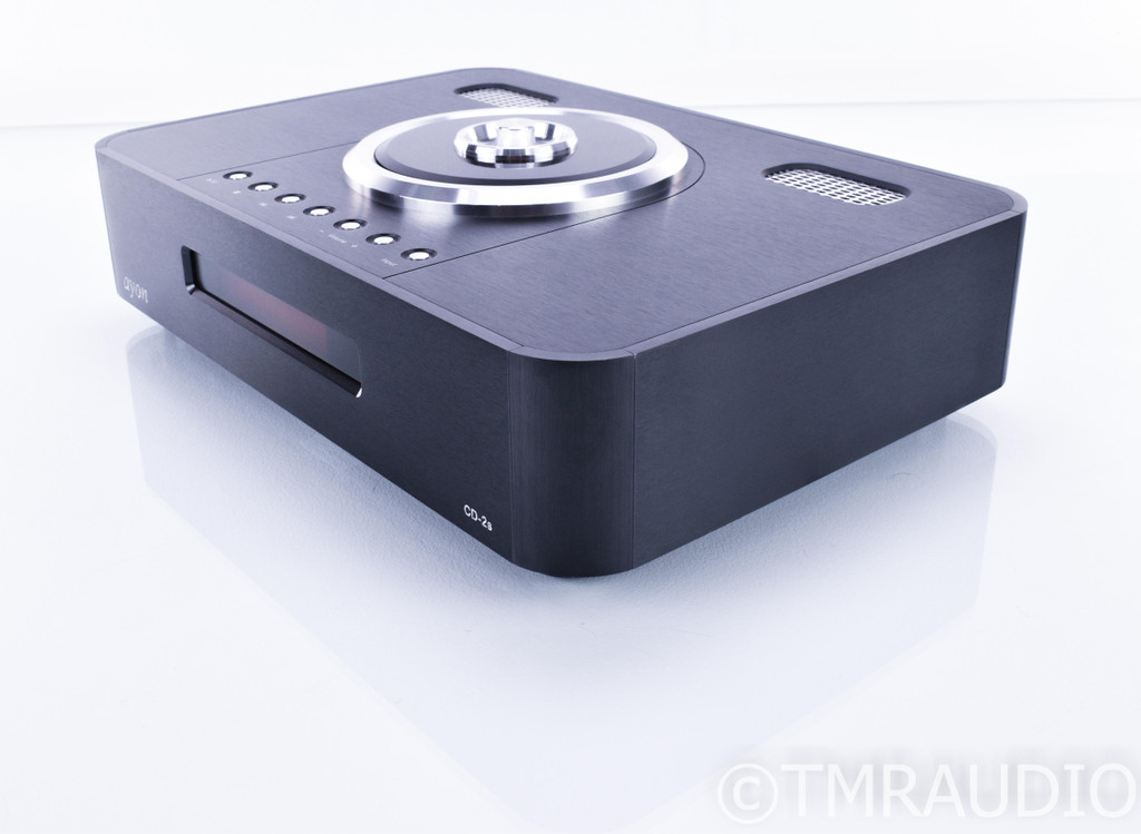 Ayon CD-2s Tube CD Player / Transport; D/A Converter; Remote; CD2s