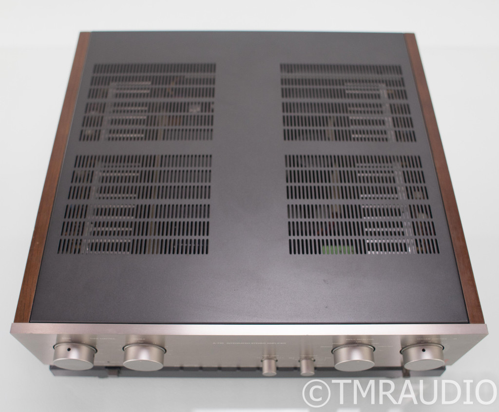 Kyocera A-710 Stereo Receiver / Integrated Amplifier; A710