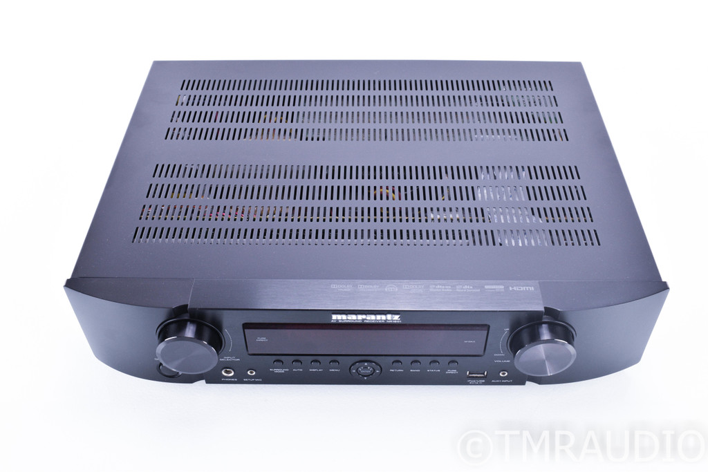 Marantz NR1601 7.1 Channel Home Theater Receiver; NR-1601 (No Remote)
