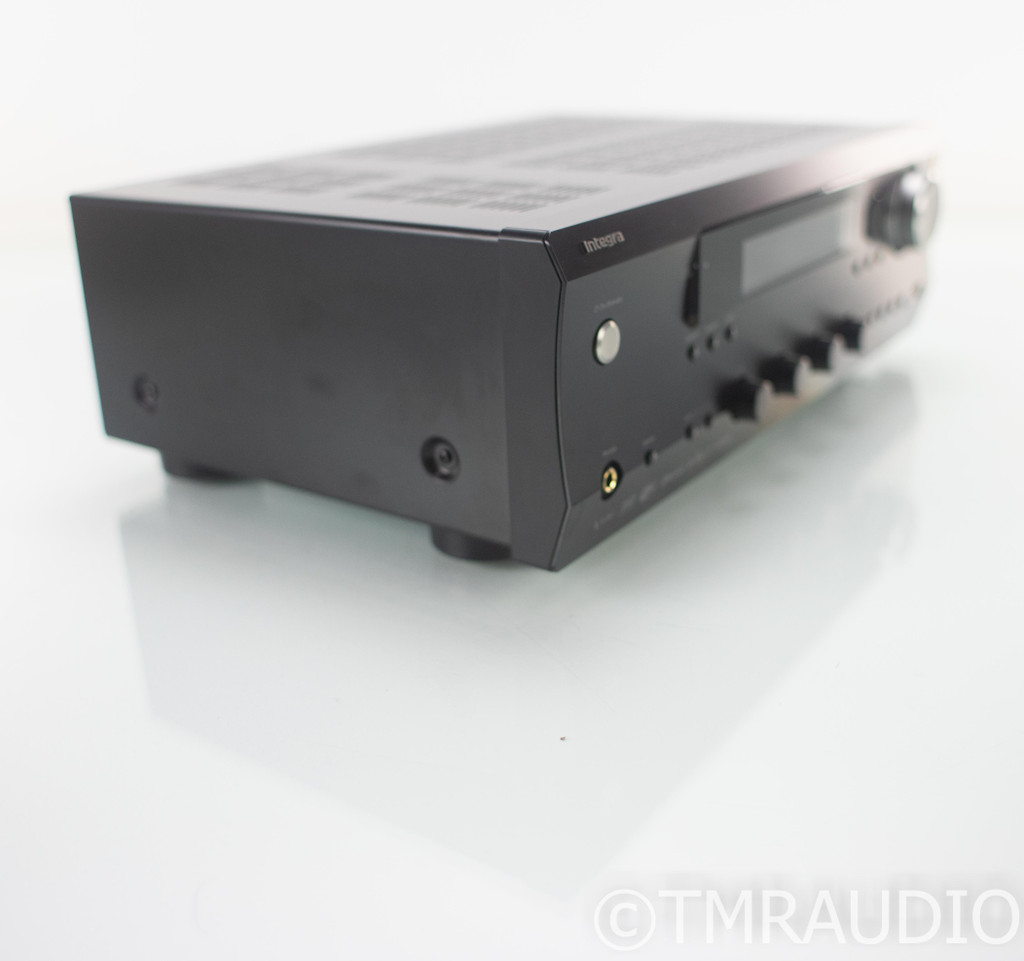 Integra DTM-7 Network Stereo Receiver; DTM7