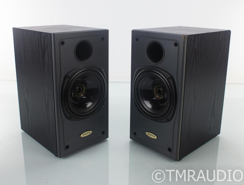 Tannoy Saturn S6LCR Bookshelf Speakers; Black Ash Pair