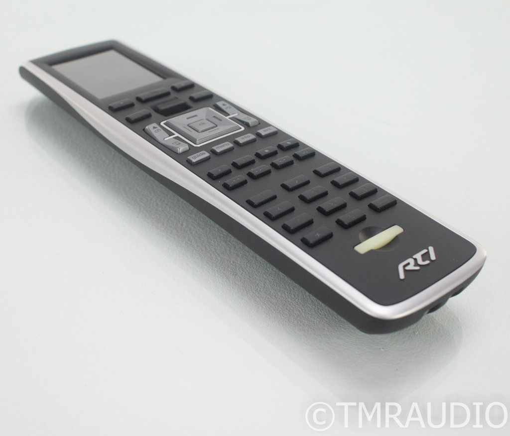 RTI T2-Cs+ / RP-1 Universal Remote System; T2Cs+; RP1 w/ Dock; RP-1; ECB-5