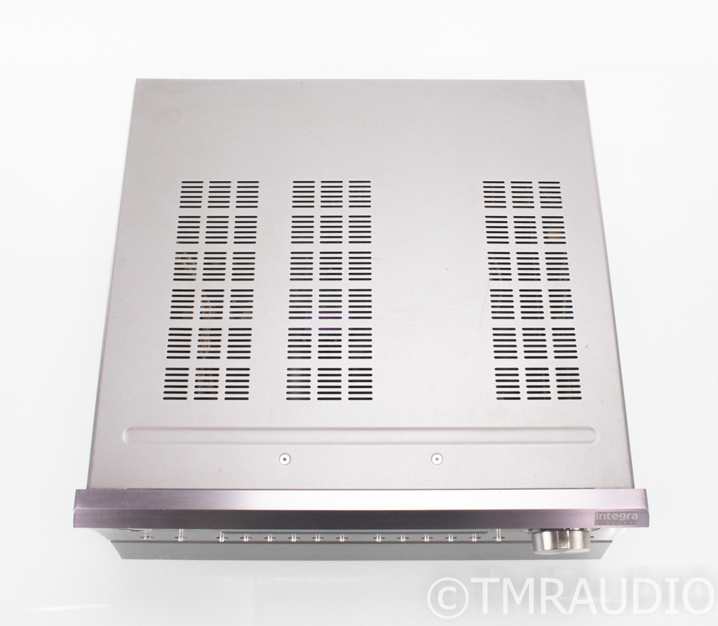 Integra RDC-7 7.1 Channel Home Theater Processor; Remote; MM Phono