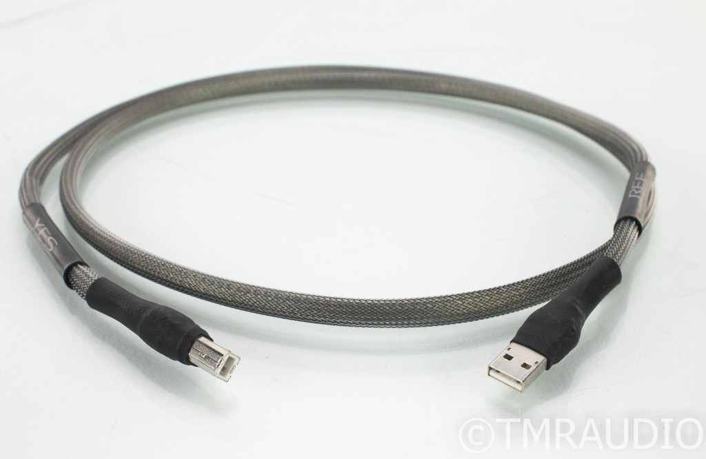 YFS Reference USB Cable; 1.5m Digital Interconnect; Data Only (No USB Power)
