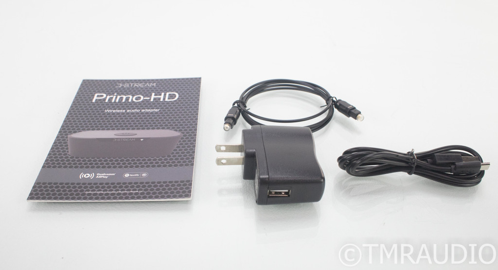 D-Stream Primo-HD Multi-Room Network Audio Streamer
