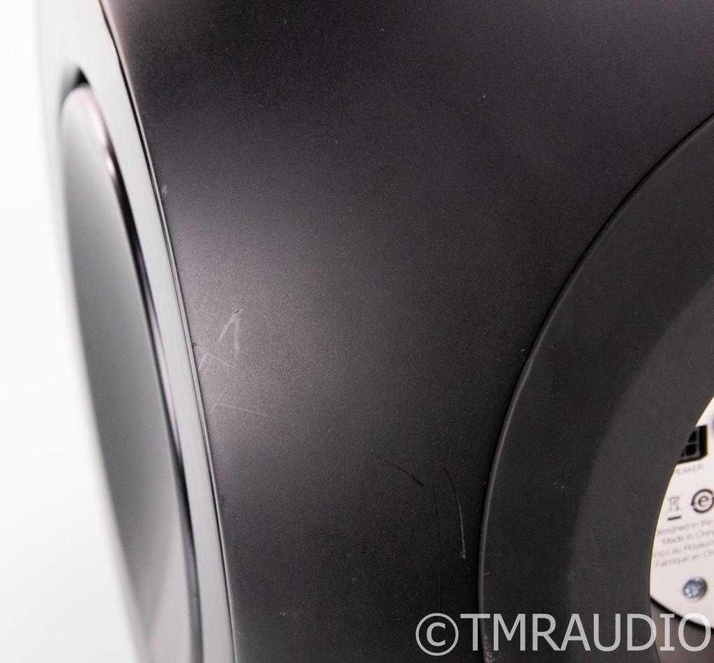 "B&W PV1D Dual 8"" Powered Subwoofer; Matte Black; PV-1D"